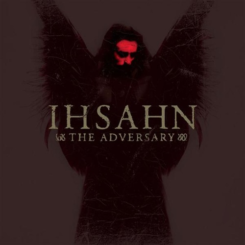 Ihsahn - The Adversary - Cover