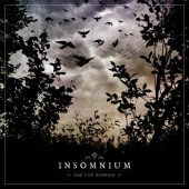Insomnium - One For Sorrow - CD-Cover