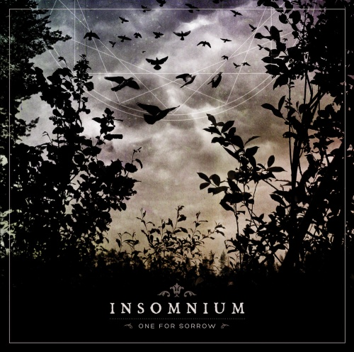 Insomnium - One For Sorrow - Cover