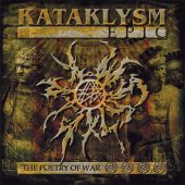 Kataklysm - Epic (The Poetry Of War) - CD-Cover