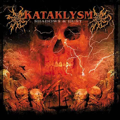 Kataklysm - Shadows & Dust - Cover