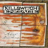 Killswitch Engage - Alive Or Just Breathing - CD-Cover