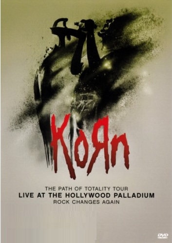 Korn - Live At The Hollywood Palladium - Cover