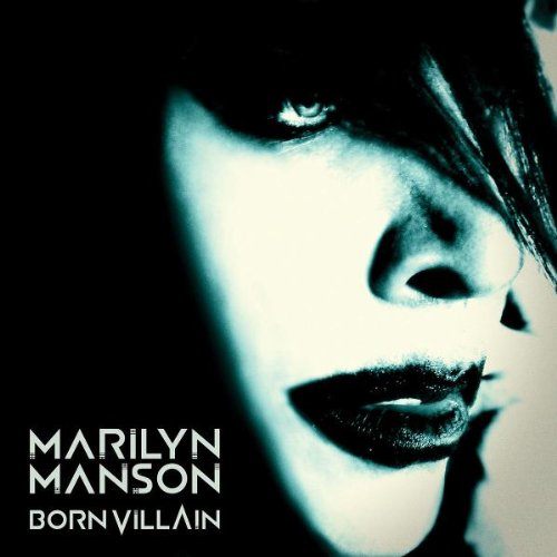 Marilyn Manson - Born Villain - Cover