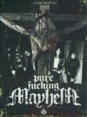 Mayhem - Pure Fucking Mayhem (DVD) - CD-Cover