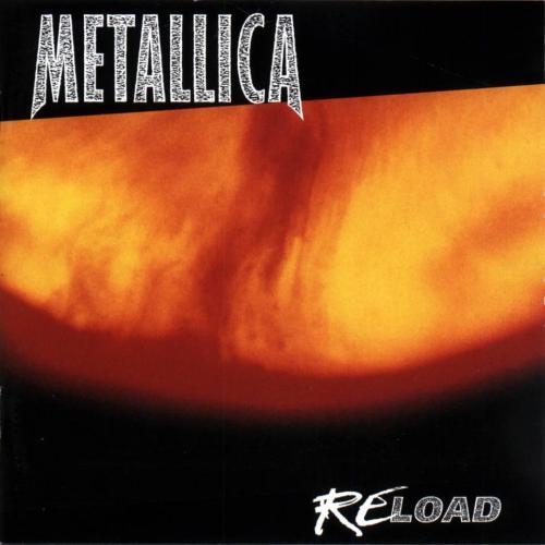 Metallica - Reload - Cover