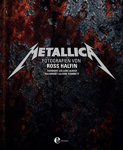 Metallica - Fotografien von Ross Halfin - Cover