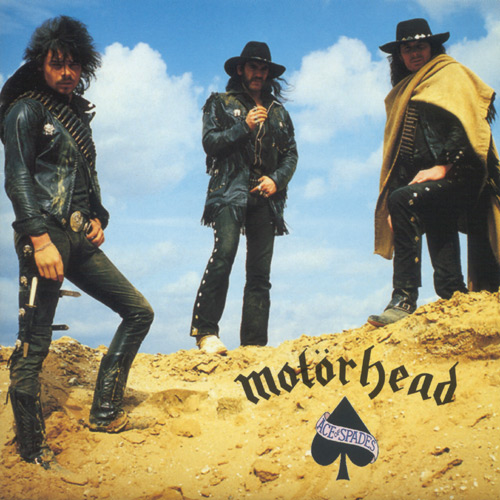 Motörhead - Ace Of Spades - Cover