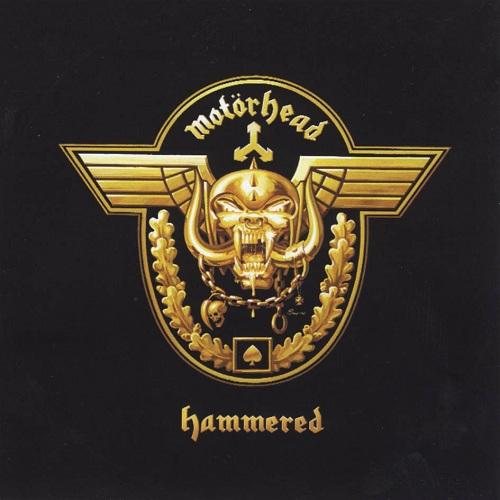 Motörhead - Hammered - Cover