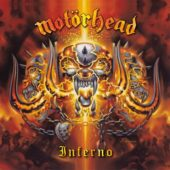 Motörhead - Inferno - CD-Cover
