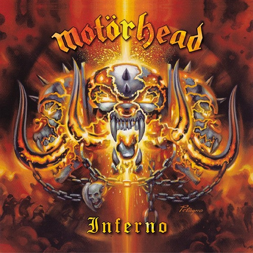 Motörhead - Inferno - Cover