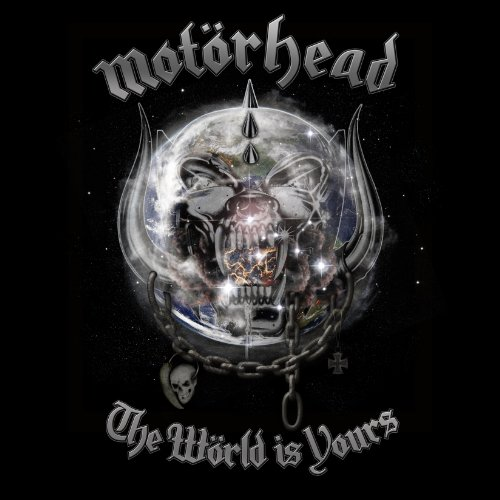 Motörhead - The Wörld Is Yours - Cover