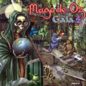 Mägo de Oz - Gaia - CD-Cover