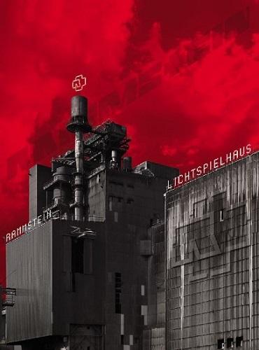 Rammstein - Lichtspielhaus (DVD) - Cover
