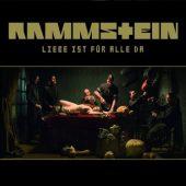 Rammstein - Liebe ist für Alle da - CD-Cover