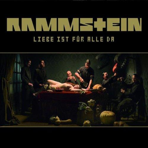 Rammstein - Liebe ist für Alle da - Cover