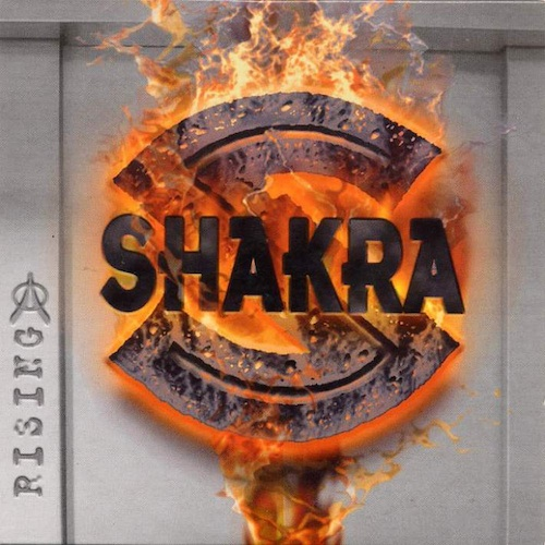 Shakra - Rising - Cover