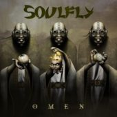 Soulfly - Omen - CD-Cover