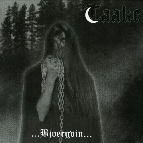Taake - Over Bjoergvin Graater Himmerik - Cover