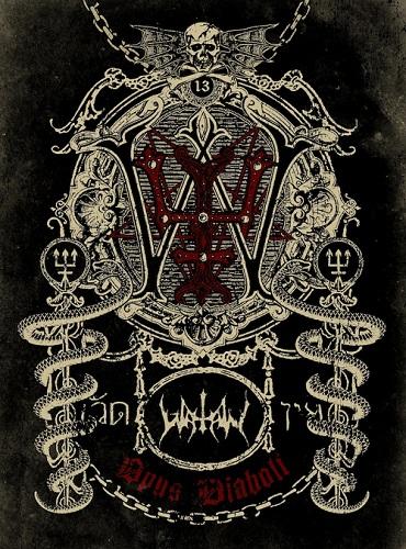 Watain - Opus Diaboli (DVD) - Cover