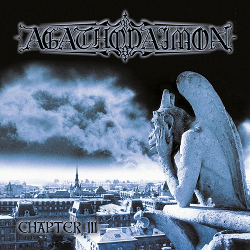 Agathodaimon - Chapter III - Cover