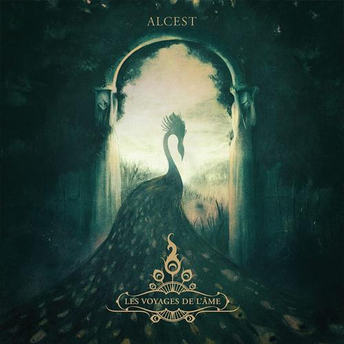 Alcest - Les Voyages De L'âme - Cover