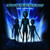Hypocrisy - The Arrival - CD-Cover
