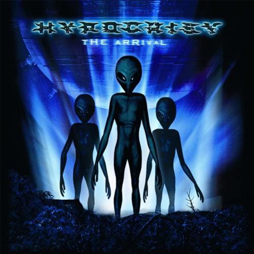 Hypocrisy - The Arrival - Cover
