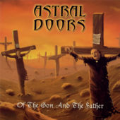 Astral Doors - Of The Son And The Father - CD-Cover