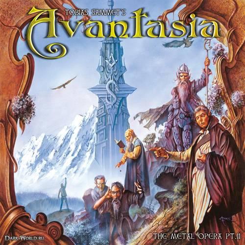 Avantasia - The Metal Opera - Part 2 - Cover