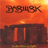 Basilisk - In The Room Of Lights - CD-Cover