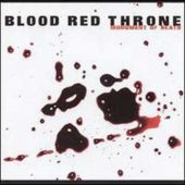 Blood Red Throne - Monument Of Death - CD-Cover
