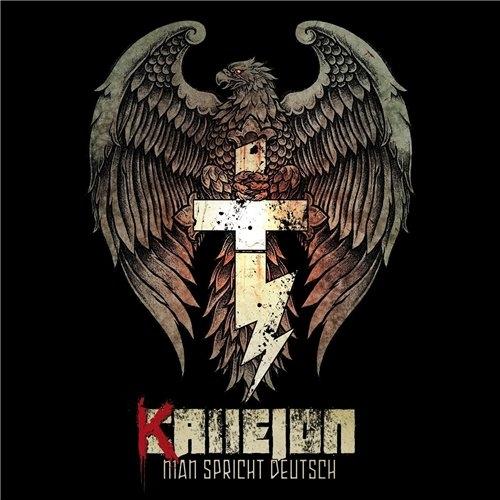 Callejon - Man spricht Deutsch - Cover