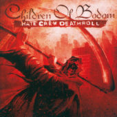 Children Of Bodom - Hate Crew Deathroll - CD-Cover