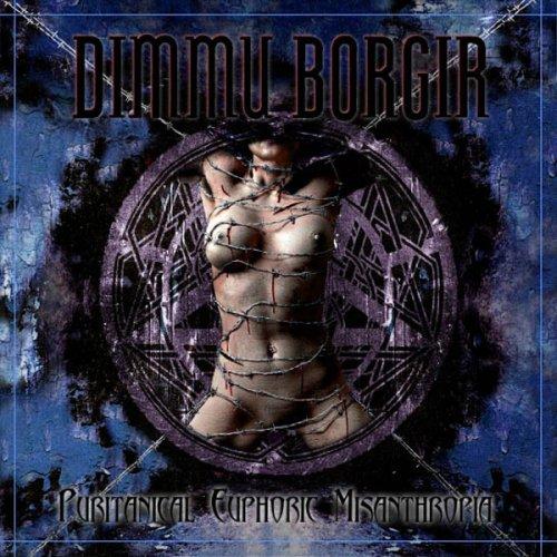 Dimmu Borgir - Puritanical Euphoric Misanthropia - Cover