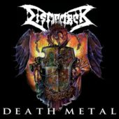 Dismember - Death Metal - CD-Cover