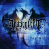 Dragonlord - Rapture - CD-Cover