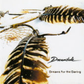 Dreamtide - Dreams for the Daring - CD-Cover