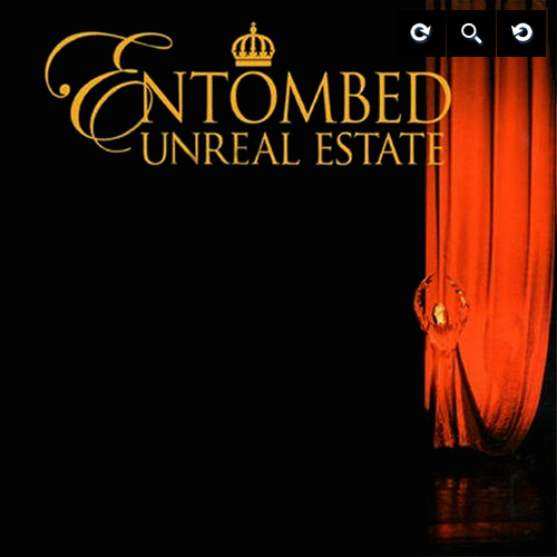 Entombed - Unreal Estate (live) - Cover