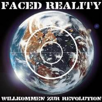 Faced Reality - Willkommen zur Revolution - Cover