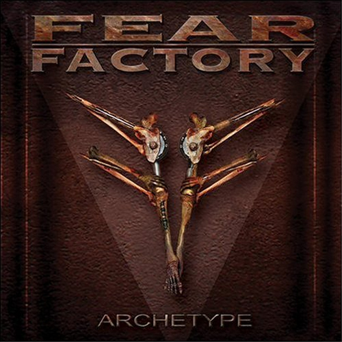 Fear Factory - Archetype - Cover