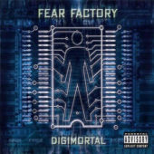 Fear Factory - Digimortal - CD-Cover