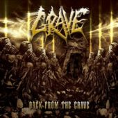 Grave - Back From The Grave - CD-Cover
