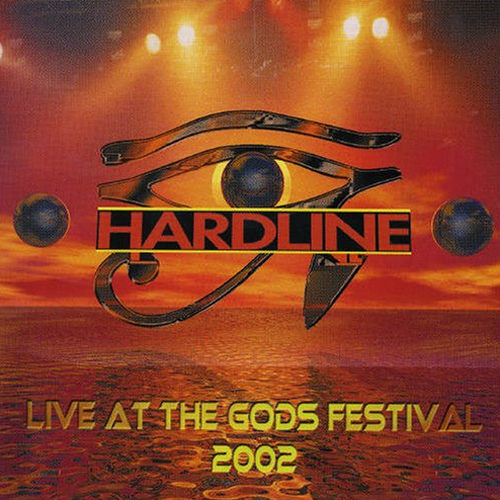 Hardline - Live At The Gods 2002 - Cover
