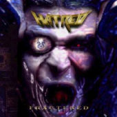 Hatred - Fractured - CD-Cover