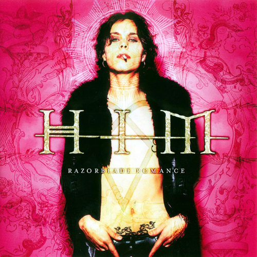 HIM - Razorblade Romance - Cover