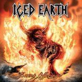 Iced Earth - Burnt Offerings - CD-Cover