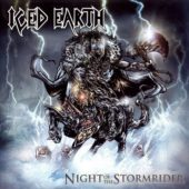 Iced Earth - Night Of The Stormrider - CD-Cover