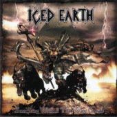 Iced Earth - Something Wicked This Way Comes - CD-Cover