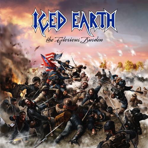 Iced Earth - The Glorious Burden - Cover